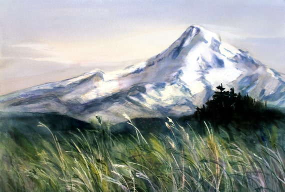 Mt. Hood 287 - print