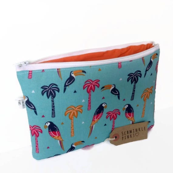 Grand Toucan Notions Case, trousse de maquillage, trousse 1f06006be69