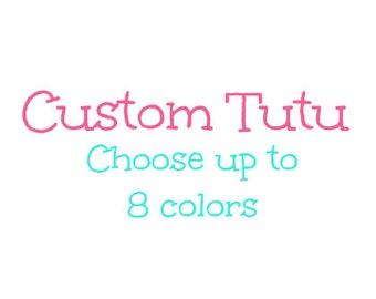 Custom Tutu