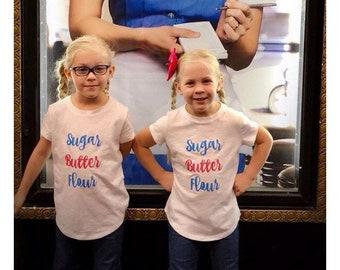 Waitress Musical Shirt