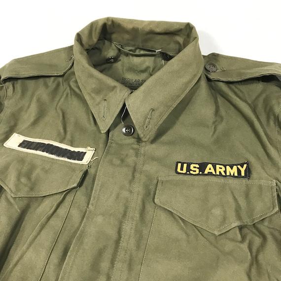 ejército 1953 chaqueta 1951 campo M deEtsy de intensos de verde qSUMVGzp