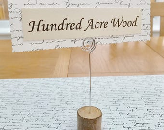 wedding table names place names table decoration table decor personalised wood