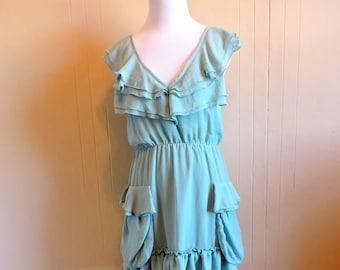 Diesel Layered Summer Dress