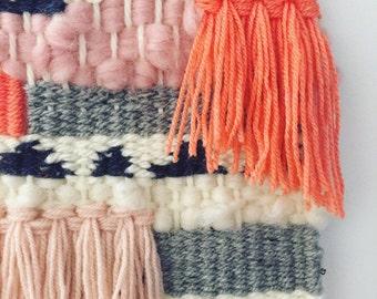 Weave Fig 2. Custom Wall Hanging