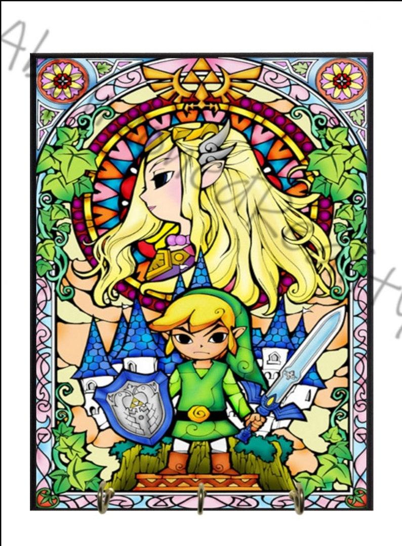 3 ShipWind Ready To Waker Holder Legend Zelda Key Hook Of Y7gvfbyI6