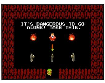 Legend of Zelda Key Holder