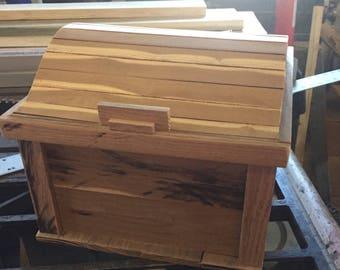 Treasure Chest Trinket Box
