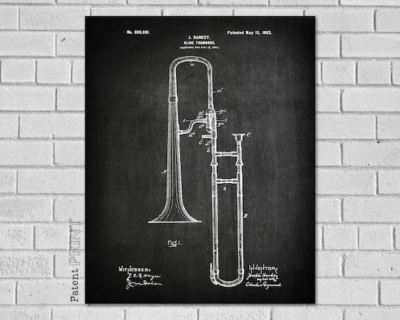 Trombone Player Gift Trombone Teacher Gift Trombone  c59fe50ad