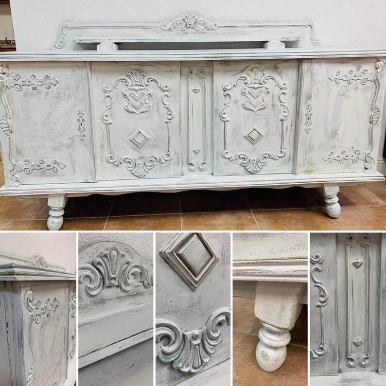 finest selection 528af 8cebc Vintage Ornate Sideboard
