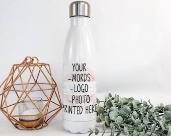 Custom Swell Bottle, Personalized Swell Bottle, Logo Bottle, Logo Water Bottle, Swell Bottle, Personalized Water Bottle