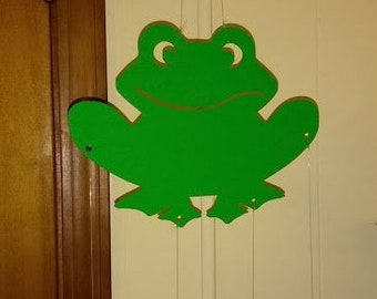 Frog Wind Chimes