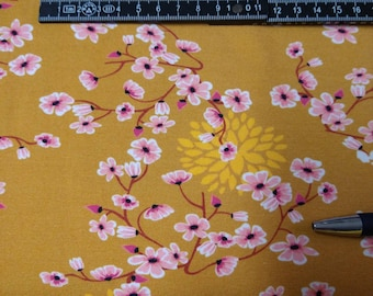 Jersey flowers and branches if necessary cherry blossoms spring summer