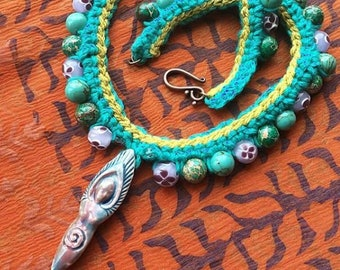 The Earth Goddess Necklace