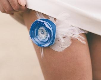 garter somthing blue