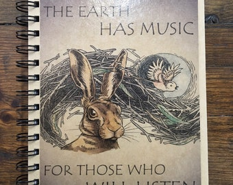 In The Sticks Notebook - Hare