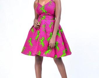Jedidah Corto Dress