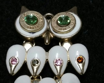 9mm Owl Pendant