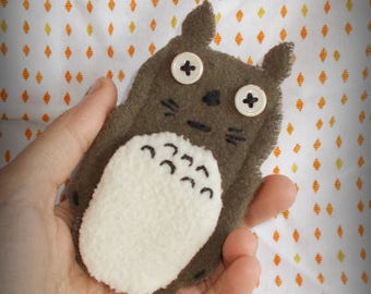 organizer for headphones, headphone cover, earphone,embroidered, drape,My Neighbor Totoro,Totoro,bear,dog,photo album baby, giraffe,notebook