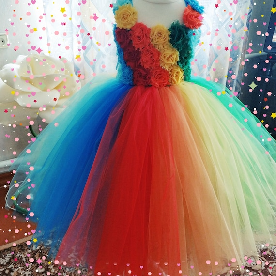 GIRLS RED TUTU DRESS CHRISTMAS OUTFIT SET PARTY CLOTHING FAST POST UK SELLER