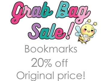 Bookmark Grab Bags