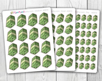 Kawaii Money Stickers AD008