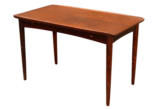 Mid-century teak Danish coffee table/end tablw