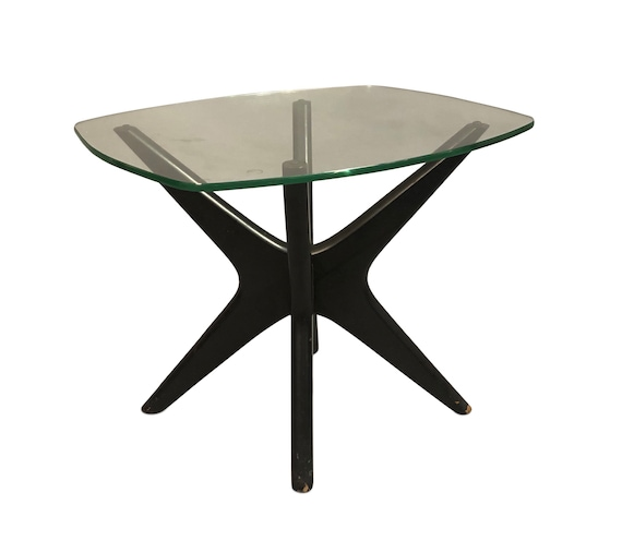 1 ADRIAN PEARSALL Side JAX  Table In black