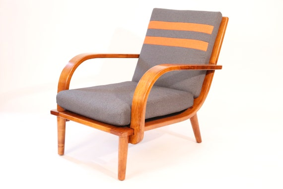 Conant Ball Mid Century Modern Lounge Chair