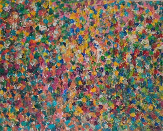 "Bruce Mishell, ""Floraltopia ll "" 2009--"