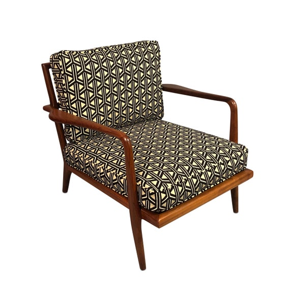 Mid-Century Modern, lounge chair by Mel Smilow
