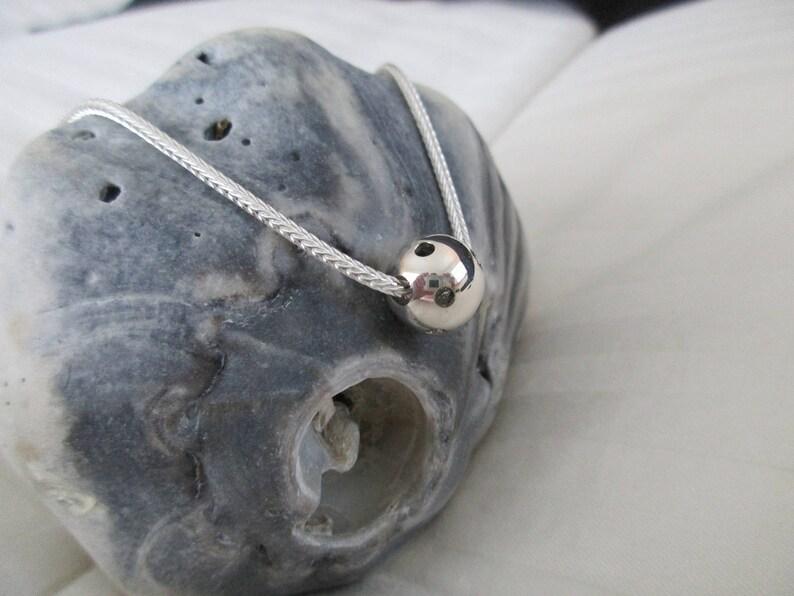 Sterling Silver Pickleball Pendant pbc4 image 0