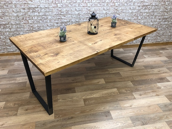 John Lewis Calia Extendable Dining Table Extending Kitchen Etsy