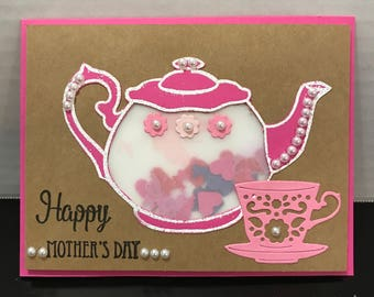 Shaker Mother's Day Card