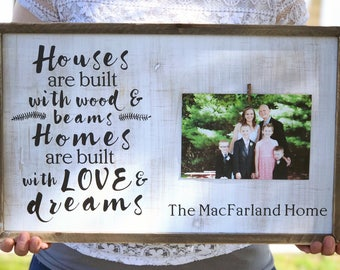 Housewarming Gift, New Home Housewarming Gift, Our First Home, House Warming Gift, Kitchen Decor