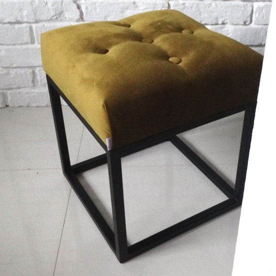 Wondrous Modern Bench Mini Loft Scandinavian Style Ottoman Industrial Livingroom To Size Gold Velur Decor Seat Upholstered Decoration Hallway Lobby Unemploymentrelief Wooden Chair Designs For Living Room Unemploymentrelieforg