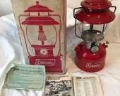 Coleman 200A 6-76 Very nice condition