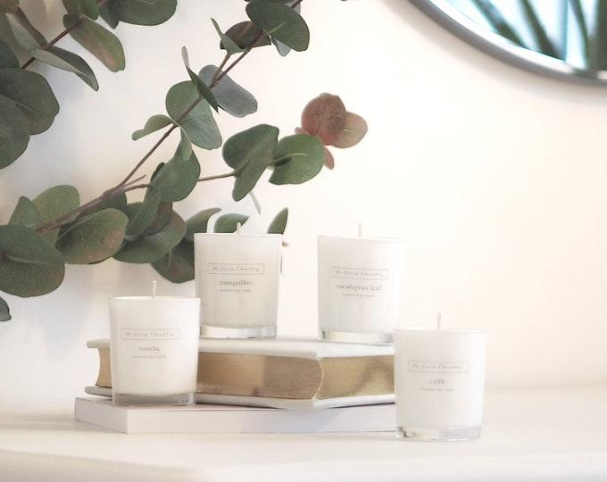 Aromatherapy Naturals mini votive candle