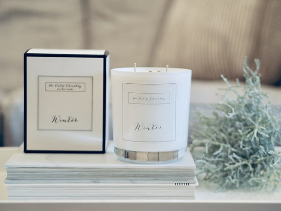 NEW Limited Edition Deluxe boxed candle