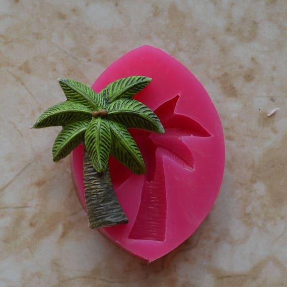 Palm tree resin mold Kitten