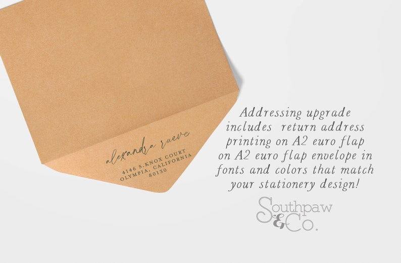 Monogrammed Stationary handwritten name stationery Personalized Custom Note Card Set with Envelopes