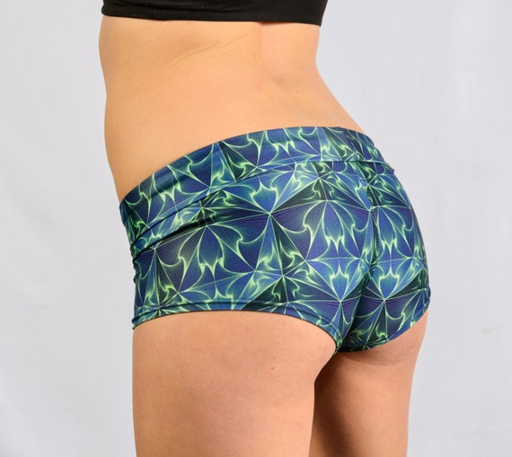 Electric Blue Athletic Shorts