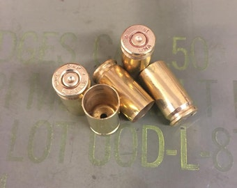 Super Bulk 5000 Count 9mm (9mm Luger) Recycled Brass Bullet Casing - Cleaned & Polished - 5000 Count Available - Reloading or Craft