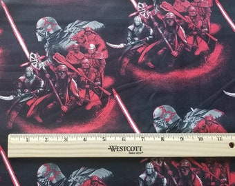 Fabric by the yard, mask making fabric, quilting quality fabric, cuts start at 1/4 yard, mask fabric for child