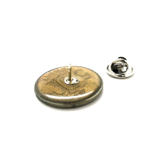 Mount Everest Tie Tack Lapel Pin Suit Nepal India China Asian Champion Adventure Struggle Coin Lucky