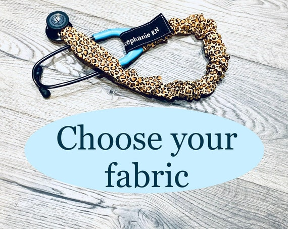 Personalized Stethoscope Cover | Medical Equipment | Healthcare Accessories