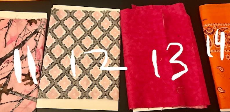 Fabric set #1 Buy 2 Get 1 Free