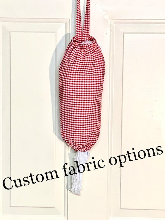Grocery Bag Holders | Plastic Bag Dispenser | Kitchen Organizer | Pantry Organization