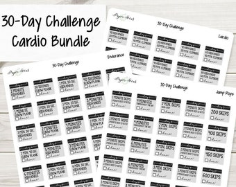 30 Day Challenge Bundle
