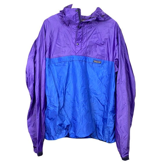 Vintage 80s Patagonia Men's Color-blocked Outdoors