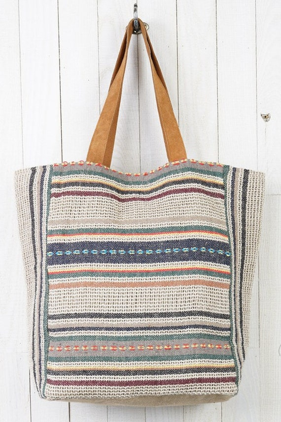 Boho Chic Tote - Very Free People Vibe